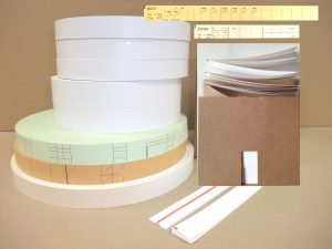 Thermal Flight Strip Roll and Thermal Flight Strip Fanfold