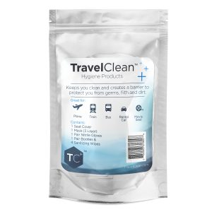 Disposable Personal Protective Equipment Kits for Travel