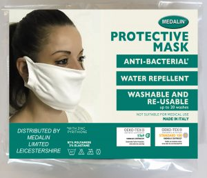 Adult Value Protective Face Mask - MOQ 100