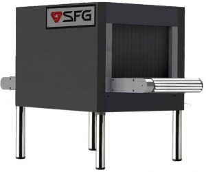 SURFACE DISINFECTION DEVICE - SUITCASE DISINFECTION CONVEYOR