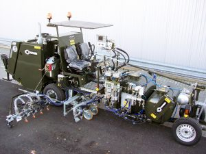 Hofmann H26 - Runway Line Marking Machine - Portugal