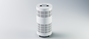 Hospital-grade air purifier by Rensair