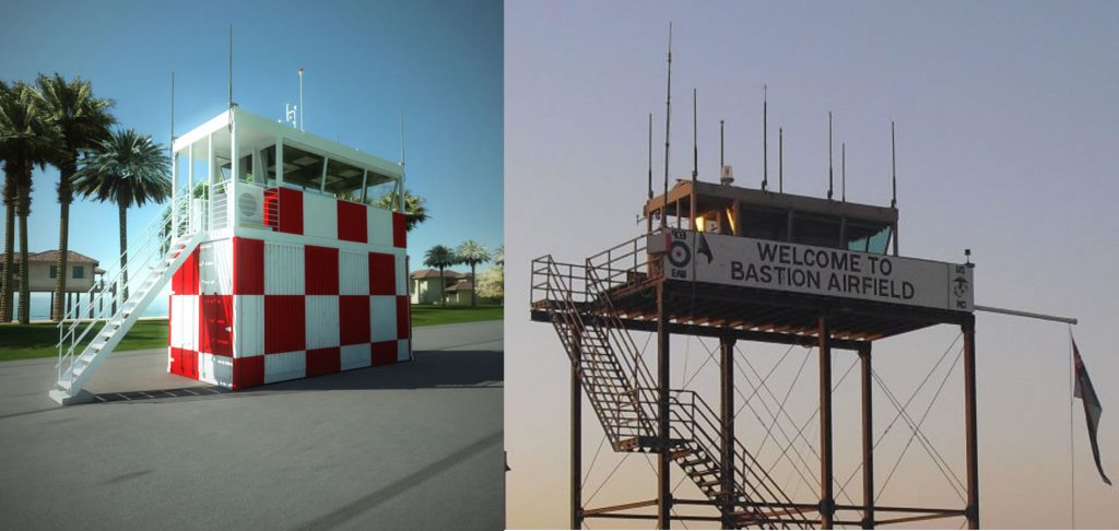 Mobile and Modular ATC Towers - Mobile ATC Systems Ltd
