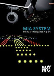 MIA SYSTEM – ALCMS Airfield Control and Monitoring Software