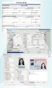 Thales Gemalto Form Filling Software