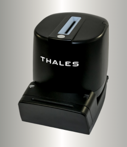 Thales Gemalto Intelligent Double-sided ID Card Reader CR5400i & Cradle