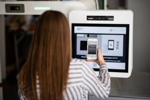 Materna IPS introduces touchless kiosk control for a safe travel experience  - Airports and airlines focus on eliminating close contact between passengers and service agents
