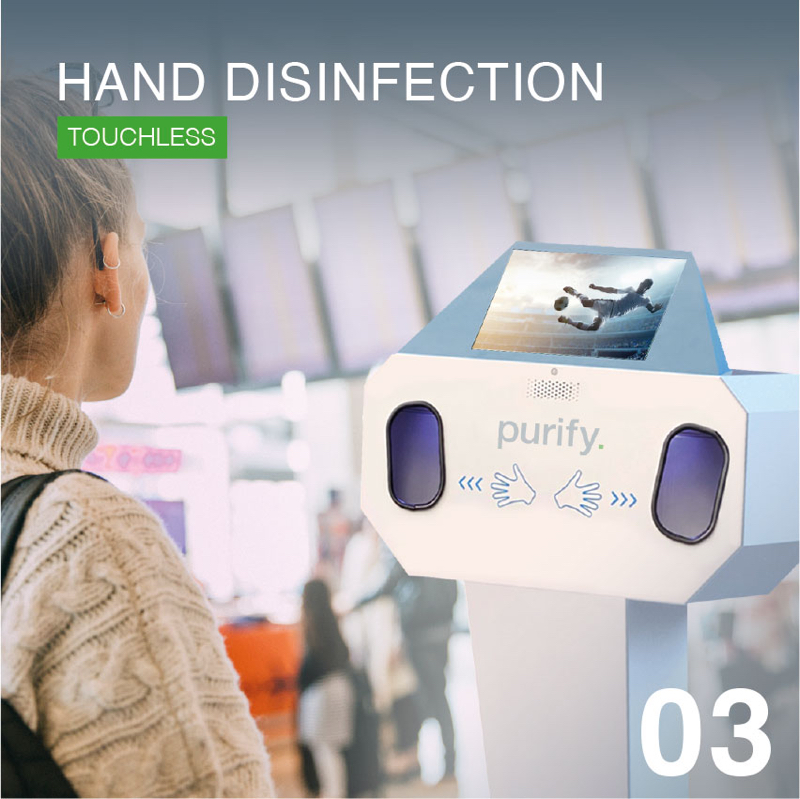 Cleaning & Disinfection Solutions for Aviation - purify