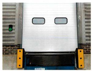 4Engineering Image Gallery - Truck Door and Small Dock Leveller