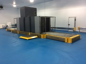 X-ray Sleeper Barriers, Uld Cassette Rack's