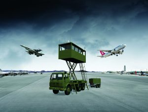 Mobile Air Traffic Control Tower-MATCT
