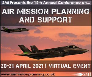 Group Captain (ret'd) Robert Daisley, Former PM Joint Operational Doctrine, Joint Forces Command invite to SMi's 12th Annual Air Mission Planning & Support Virtual Conference