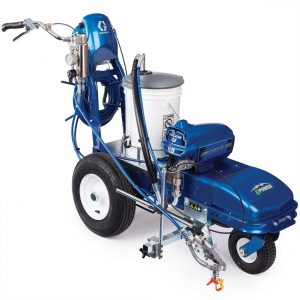 LineLazerTM ES2000/1000 Battery Powered Airless Line Striper