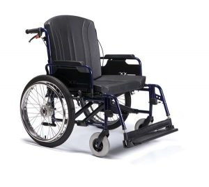 Eclips XXL Manual Airport Wheelchair