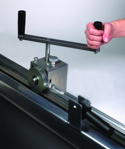 Clipper® Roller Lacer