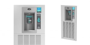 AQUA POINTE MW8EBFY Contactless & Sustainable Bottle Filler