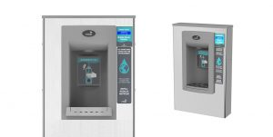 AQUA POINTE PWSMEBFY Contactless & Sustainable Bottle Filler