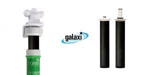 galaxi - green filter