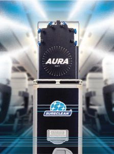 Rapid Aircraft Disinfection System - AURA