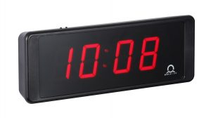 Digital indoor clock – ECO-DC