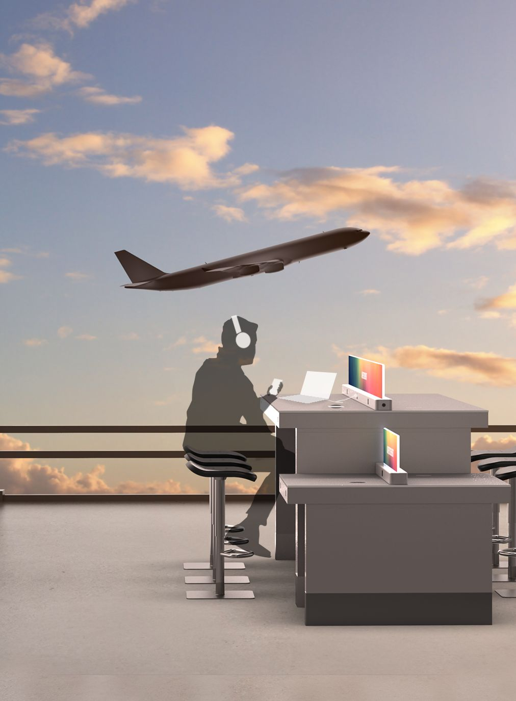 Airport Self-Service and Security Solutions