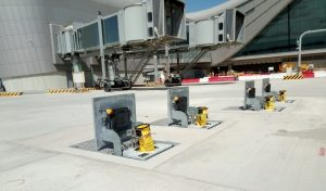 PCA Pit for Airports and Aircraft Hangars