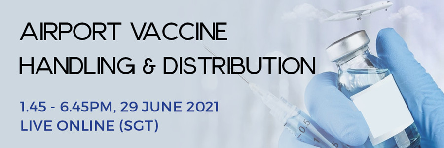 Airport Vaccine Handling and Distribution