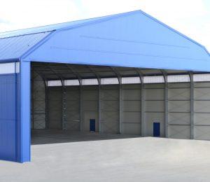 MRO Hangars for Aircraft