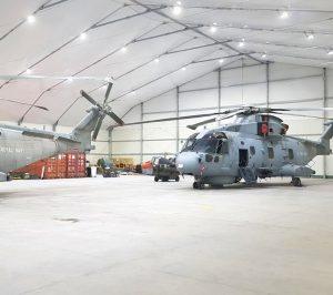 Storage Hangars for Aircraft