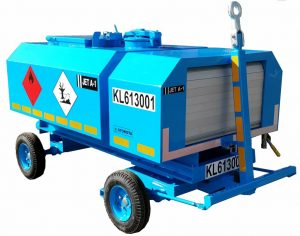 Ground Support Equipment - Drain Carts
