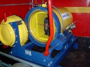 Explosion proof container - Agata