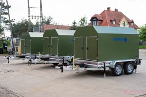 Explosion Proof Containers for Airports