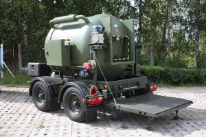 Explosion proof container - Wiktoria