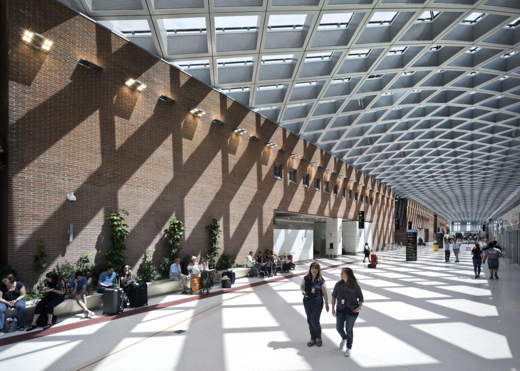 International Airport Architectural Design