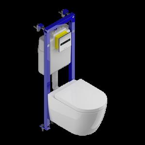T1- 'Basic' Toilet Pack