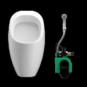 U3 - 'Plus' Urinal pack