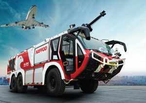 Airfield Rescue and Fire Fighting Vehicle (ARFF)