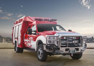 Rescue and Rapid Intervention Vehicle (RIV)