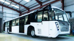 Airport Bus – Apron Bus – Diesel Version