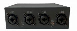 ReDat MIC-4CH Box