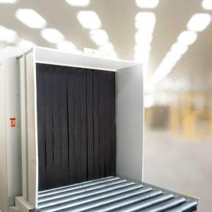 Cargo Scanner X-ray Curtain Shields