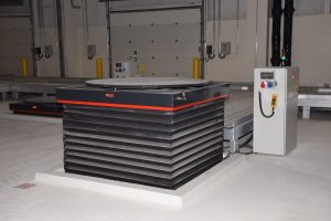ULD Maintenance Platform Lift