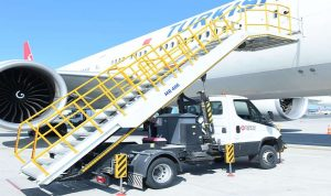 Ladder Maintenance Lift