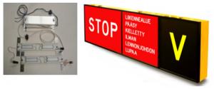Airfield Sign LED Retrofit Kit