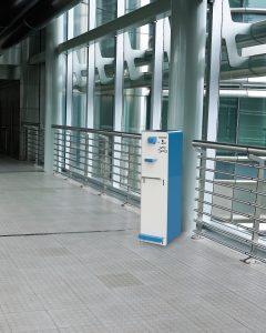 CUBAGEL- Hand Sanitiser Station.