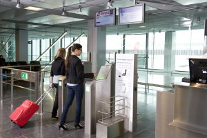 Argus HSB-M03 Self Boarding and Boarding Pass Control