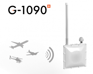 G-1090 Air Traffic Receiver for ADS-B, Multilateration and FLARM