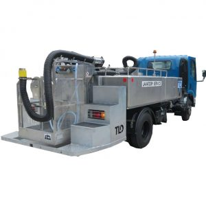 LTM-900-V Lavatory and Water Truck