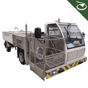 WSP-900-E Lavatory and Water Truck