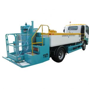 WTM-900 Lavatory and Water Truck
